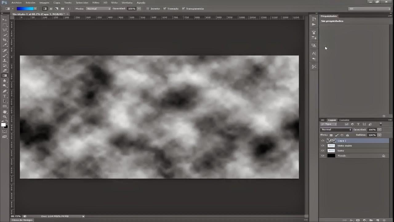 crear nubes filtros interpretar nubes