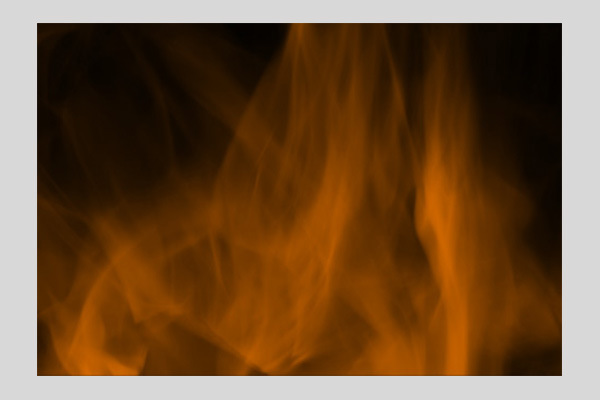 5 Soft Flame Effect Brushes For Photoshop
