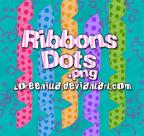 Ribbon Dots Brushes