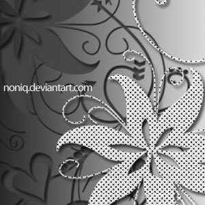 Floral Brushes Swirls For Photoshop