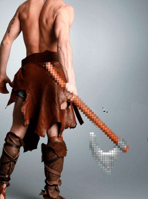 pixel art terminado