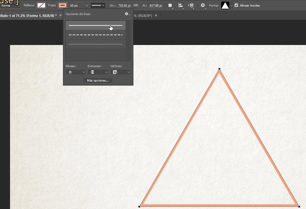 Propiedades de Triangulo